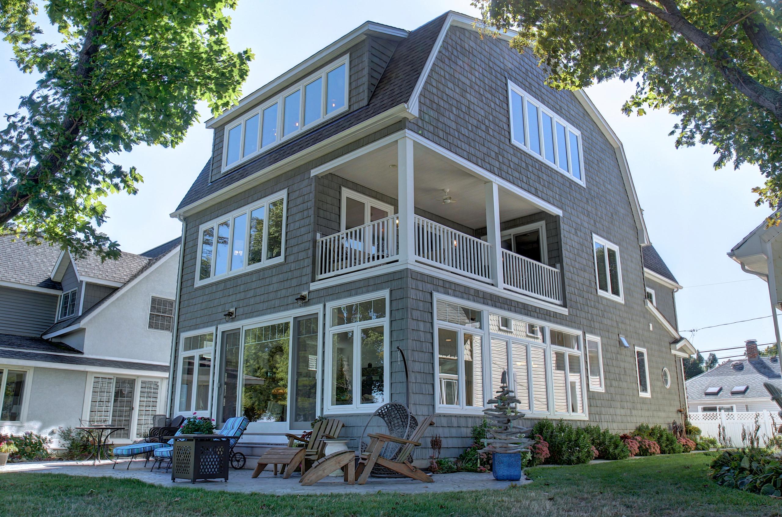 Huron New Beach House Build