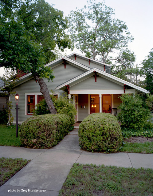 Hyde Park Bungalow Addition Renovation Traditional