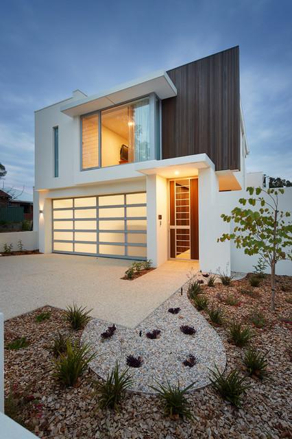 Ian Collins Homes contemporary-exterior