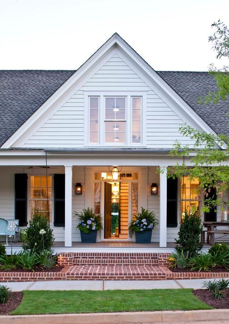 Idea Exterior Home Design: Traditional