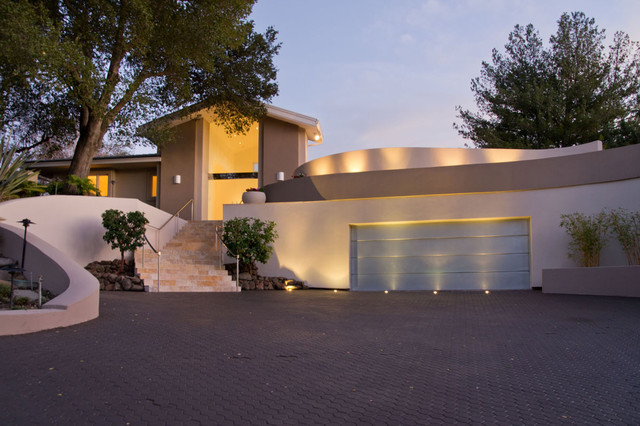 IHome contemporary-exterior