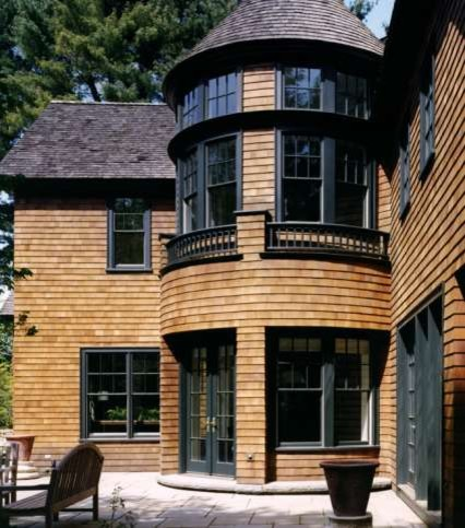 In Town Home- Brookline, Massachusetts traditional-exterior