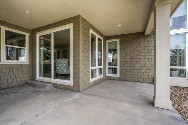 Infinity home collection contemporary exterior for Vinyl windows denver