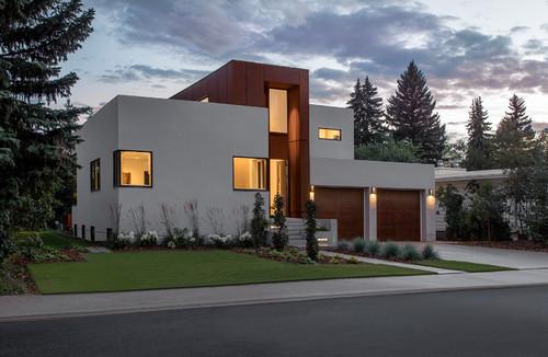 แปลนแบบบ้านสองชั้น 10 Innes Residence