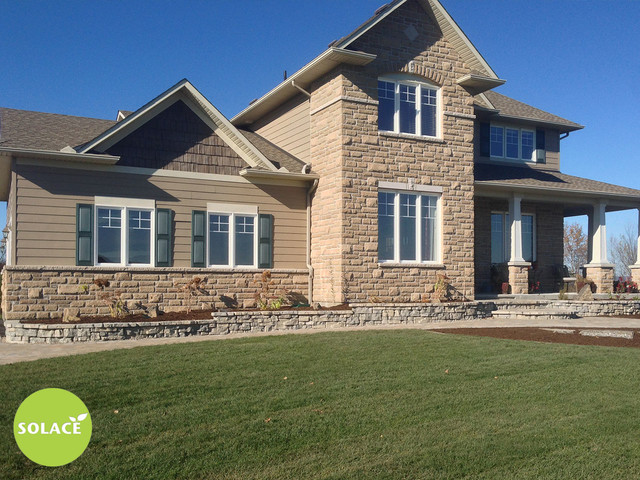 Interlock traditional exterior ottawa by solace for Exterior by design ottawa