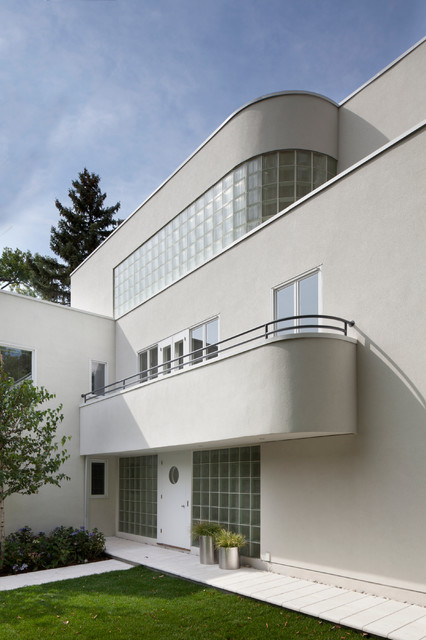 International Style - Modern - Exterior - minneapolis - by Streeter ...