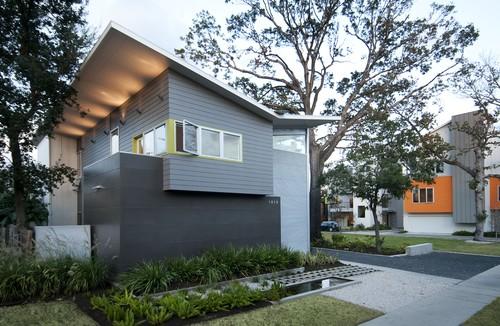 Exterior cladding material for Modern exterior building materials