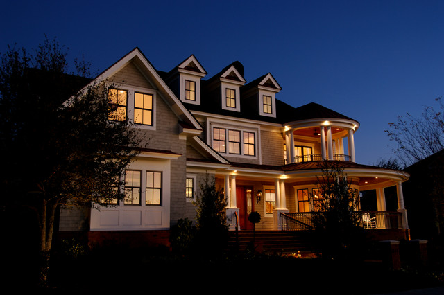 Island Park Drive traditional-exterior