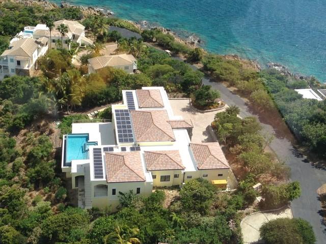 Island Time, Water Point Estates, St. Thomas USVI tropical-exterior