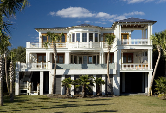 Isle of Palms tropical-exterior