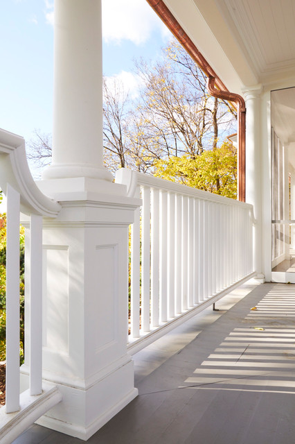 Isles Perch traditional-exterior