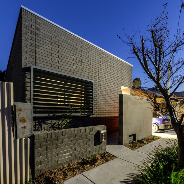 house contemporary exterior sydney by bourne blue architecture