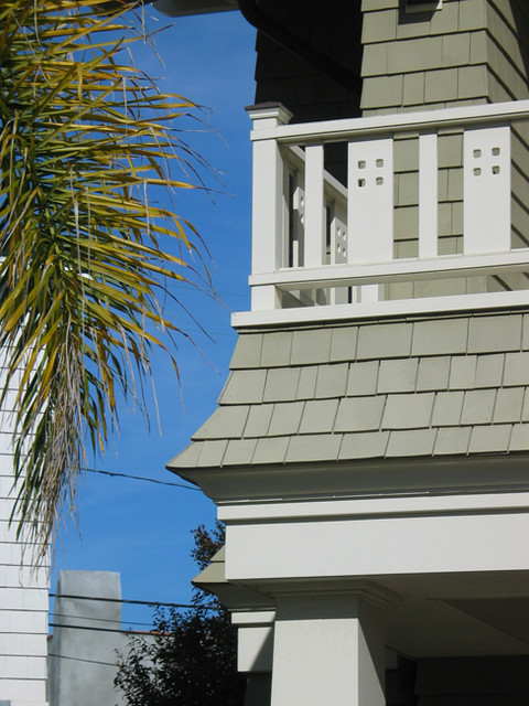 It's all in the details traditional-exterior