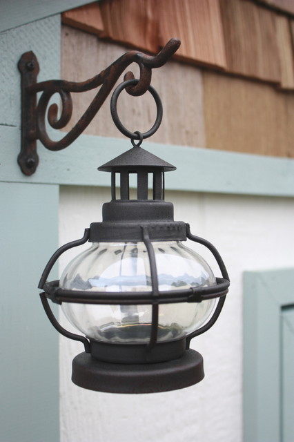 It's The Little Things That Make A House A Home traditional-exterior