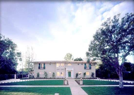 Italian Renaissance Style - San Marino modern-exterior