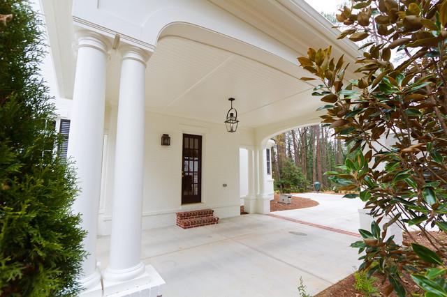 Ivy Road House, Atlanta, Georgia traditional-exterior