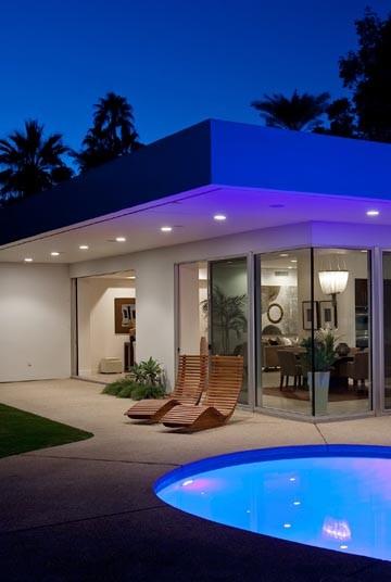 IWFH: Indian Wells Fairway Residence contemporary-exterior