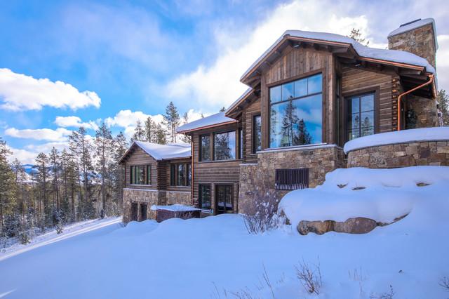 Jackson Hole Ski House
