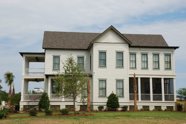 JacksonBuilt Custom Homes traditional-exterior