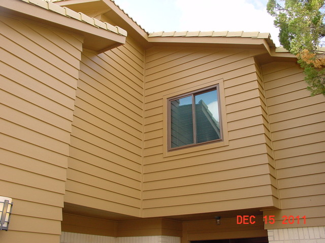 James Hardie Artisan Siding Eclectic Exterior Other