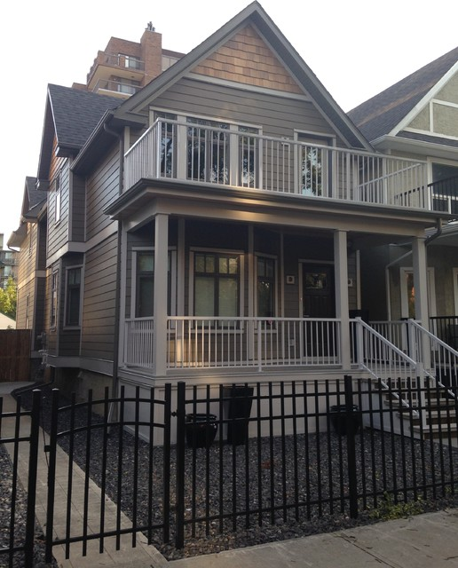 James Hardie Calgary Beltline Traditional Exterior Other By SIS Ext