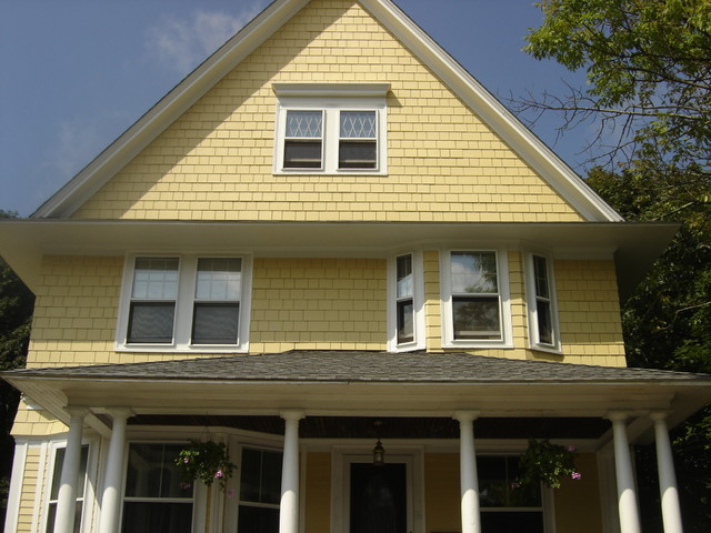 James Hardie Fiber Cement 1 Traditional Exterior Boston By Pro Home S