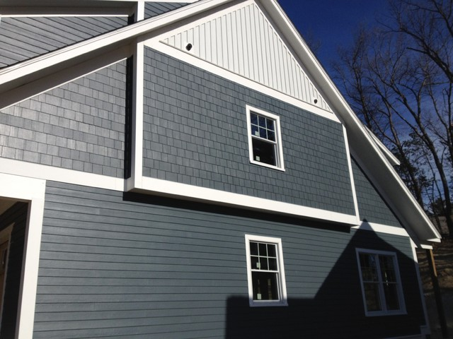 James Hardie Fiber Cement 1 Traditional Exterior