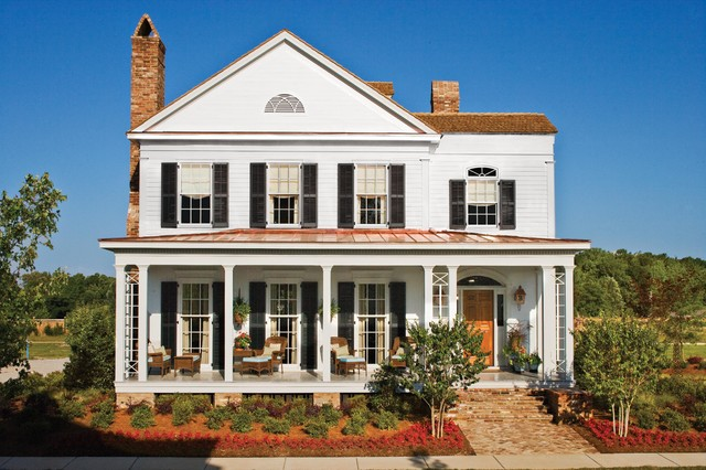 James Hardie traditional-exterior