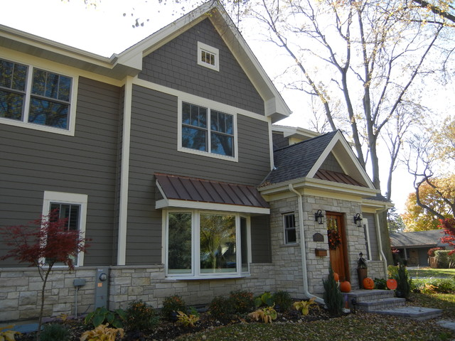 James Hardie Siding Arlington Heights Il Traditional