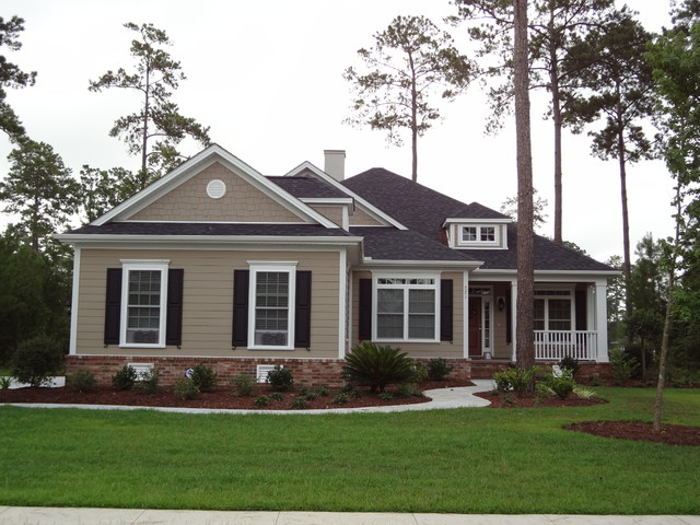 James hardie siding traditional exterior charleston by contract exteriors