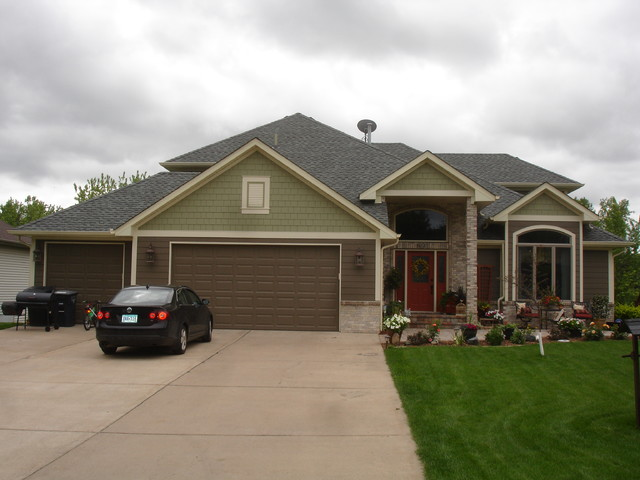 James Hardie Siding Forest Lake Mn Traditional