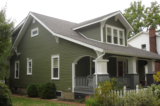 James Hardie Siding Traditional Exterior Other By