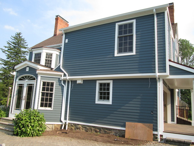 hardie siding traditional exterior other by