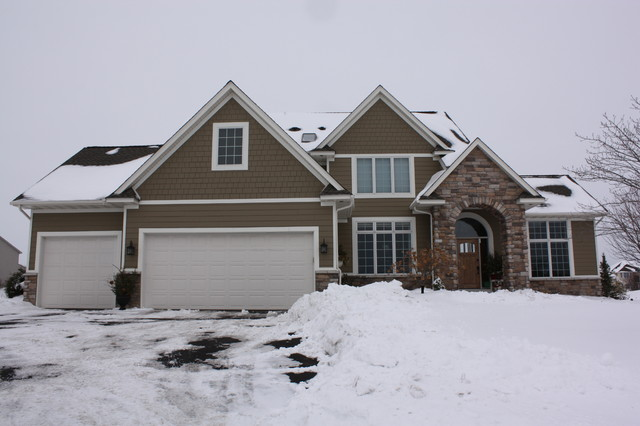 James Hardie Siding - Plymouth MN traditional-exterior