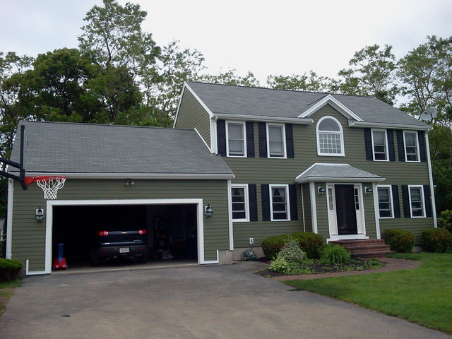James Hardie Siding Products Traditional Exterior
