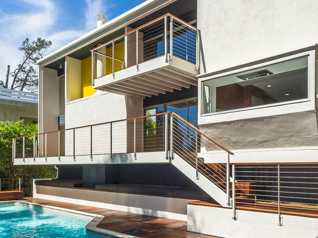 January 2014 Photo Contest 1st Place Winner modern-exterior