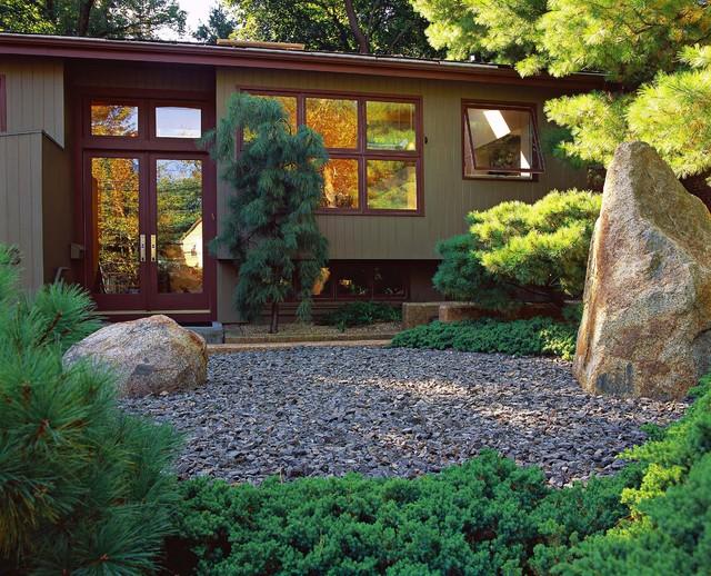 Japanese journey asian exterior for Japanese exterior design
