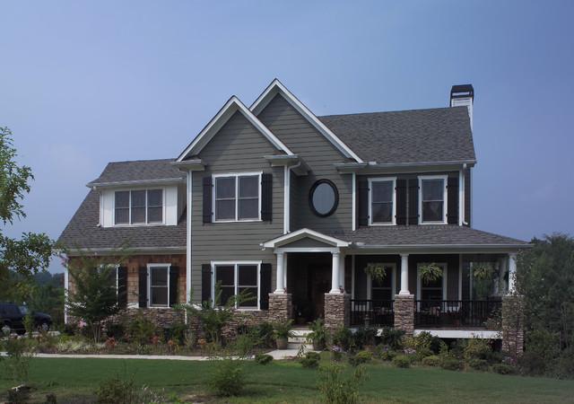 Jefferson craftsman-exterior