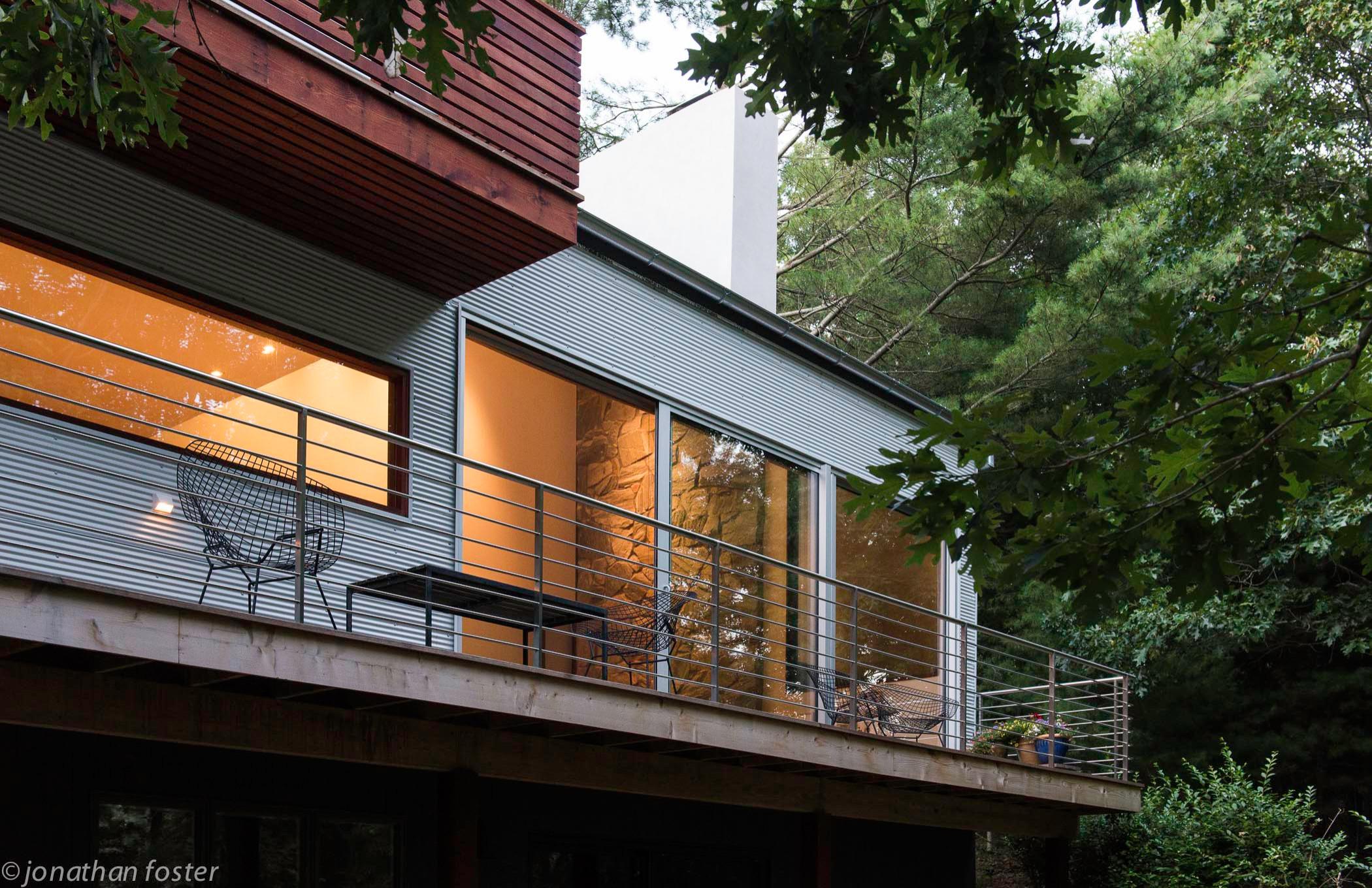 Jennings House and Studio Renovation