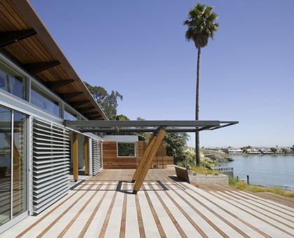 Jensen Architects modern-exterior
