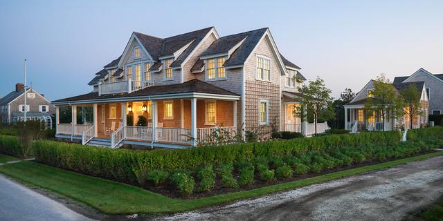 Jetties House beach-style-exterior