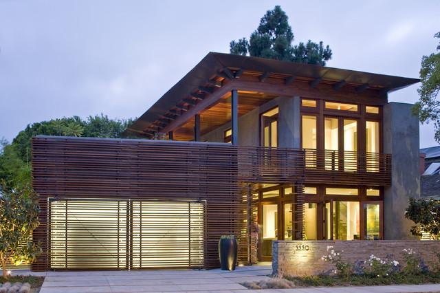 jewell - exterior from street modern-exterior