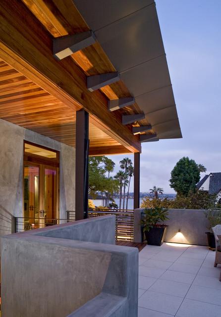 jewell - sundeck view modern-exterior