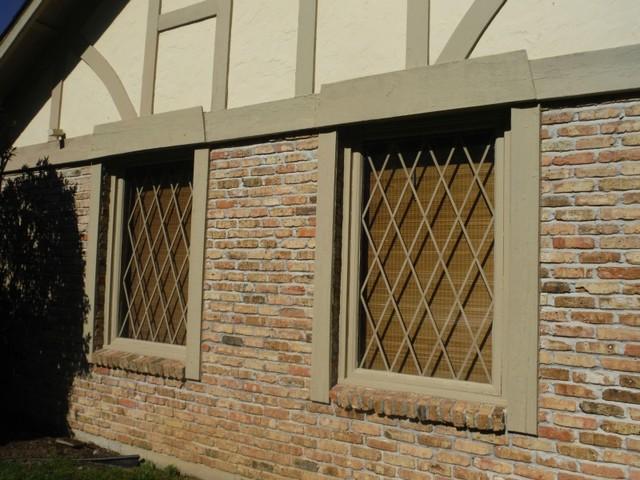 JH Stucco Panels Sandstone Beige Cedarmill Chesterfield MO 63005
