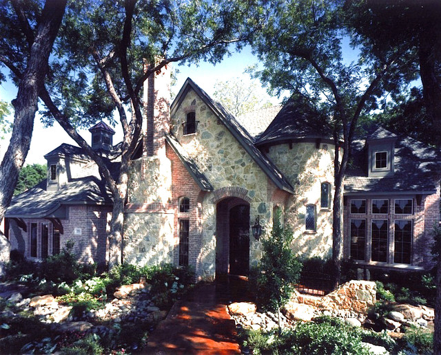 JLA traditional exterior