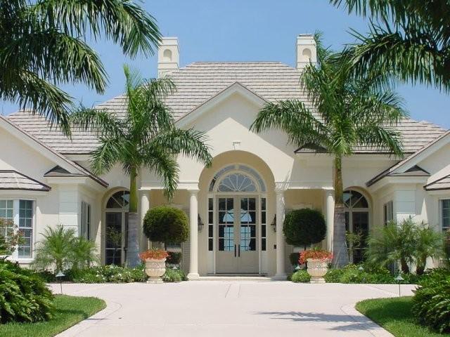 Johns Island Residence, Vero Beach FL traditional-exterior