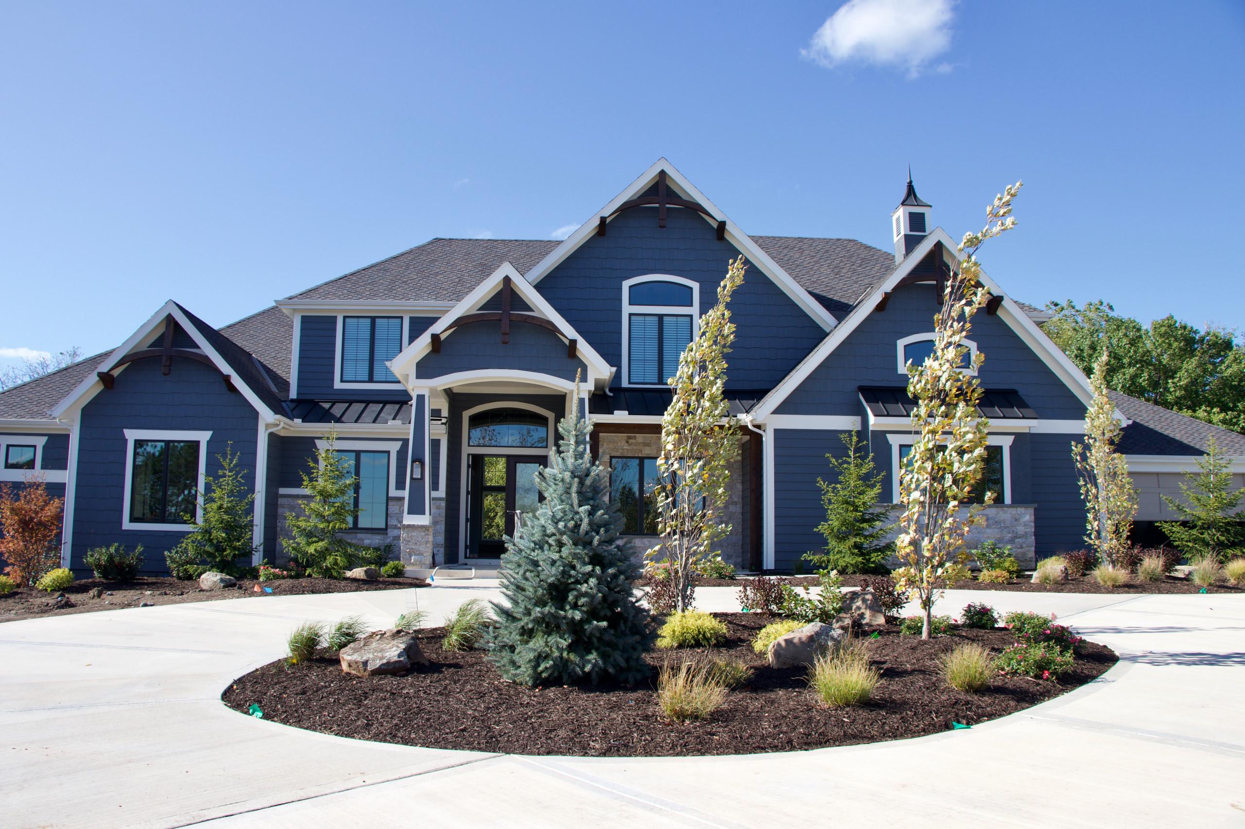 Johnson County Custom Home  Builds