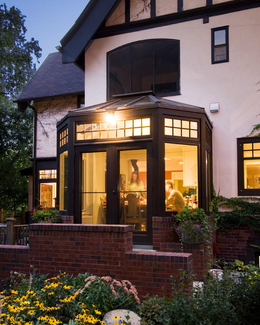 Jones Design Build traditional-exterior