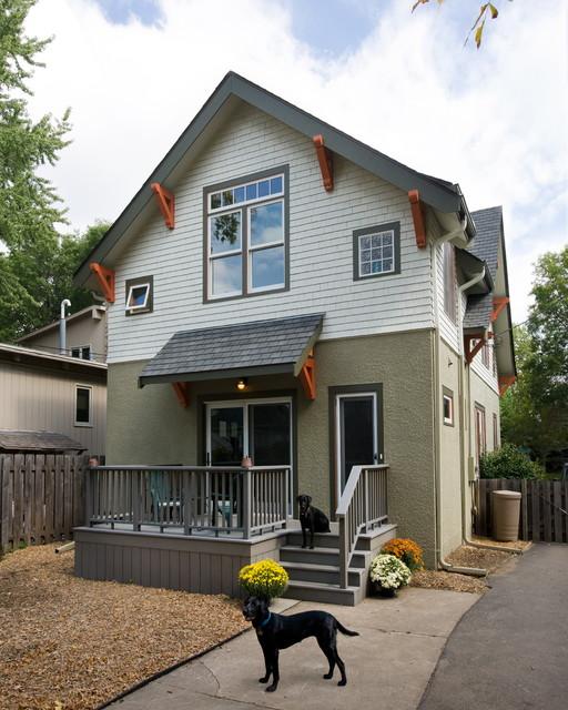 Jones Design Build traditional-exterior
