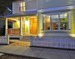 Josh Wynne Construction eclectic-exterior